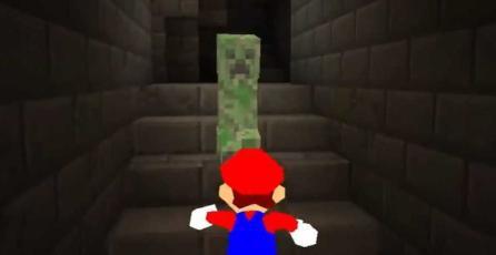 <em>Minecraft</em>: un impresionante mod convierte el juego en <em>Super Mario 64</em>
