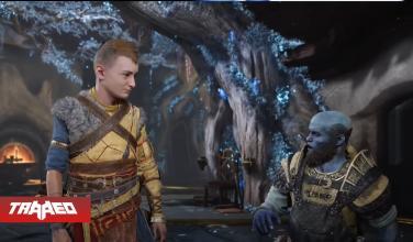 Atreus tendrá mayor protagonismo en God of War Ragnarök