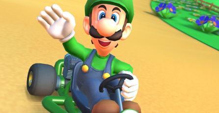 ¿Qué? Encuentran a Luigi en prototipo de <em>SEGA GT</em> de Dreamcast