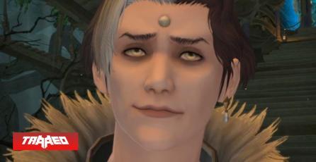 Emet-Selch es el villano más popular de Final Fantasy y viene de un MMO