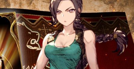 Pronto podrás jugar con Lara Croft en este juego de <em>Final Fantasy</em>