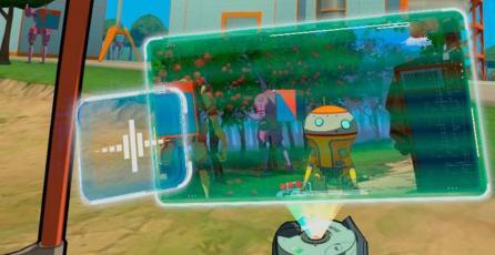 Netflix lanza juego VR inspirado en el anime <em>Eden</em>