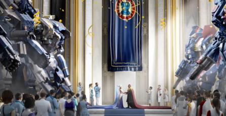 "MechWarrior 5: Mercenaries - Tráiler Avance de Expansión ""Legend of the Kestrel Lancers"""