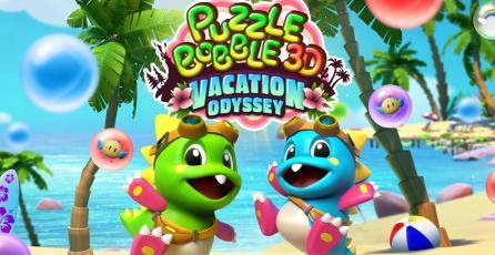 Ya sabemos cuando llegará <em>Puzzle Bobble 3D: Vacation Odyssey</em> a consolas PlayStation