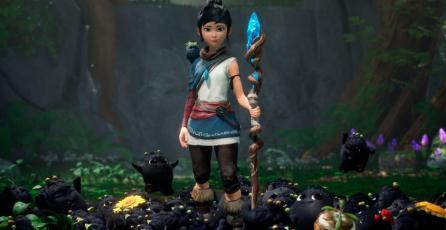 Comparan las versiones de <em>Kena: Bridge of Spirits</em> en cada PlayStation