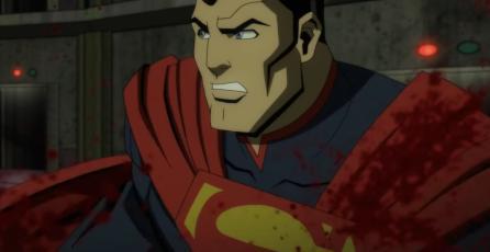 Nuevo trailer de <em>Injustice</em> deja ver la violencia que tendrá la película animada