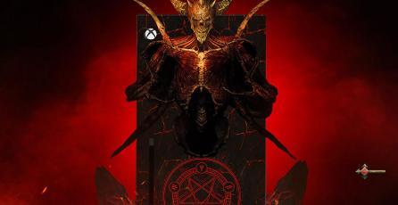 Están regalando un genial Xbox Series X de <em>Diablo</em> y así puedes ganarlo