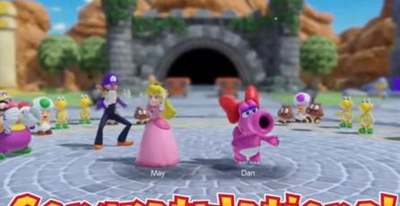 Muestran nuevos detalles de <em>Mario Party Superstars</em>