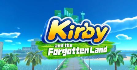 Kirby and the Forgotten Land - Tráiler de Anuncio