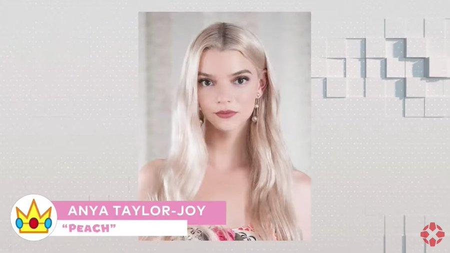 Anya-Taylor Joy como Peach