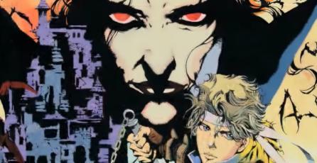 <em>Castlevania Advance Collection</em> es real e incluirá 4 juegos clásicos de la serie