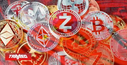 China declara todas las transacciones de criptomonedas ilegales y todas sufren caída de precio