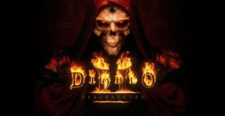 Pese a la controversia por acoso, <em>Diablo II: Resurrected</em> la rompe en Twitch