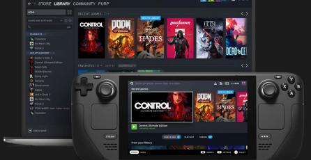 Steam Deck podrá correr populares juegos multiplayer gracias a Epic Games