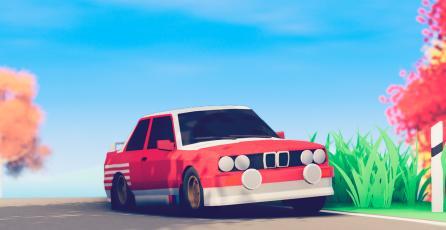 <em>Art of Rally</em> llegará a consolas PlayStation en octubre