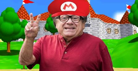 ¿Qué? Fans quieren que Danny DeVito interprete a Mario en el filme animado