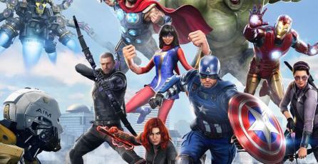 ¡<em>Marvel's Avengers</em> llegará a Xbox Game Pass esta semana!