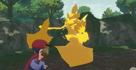 <em>Pokémon Legends: Arceus</em> tendrá una nueva evolución de Scyther; ve su nuevo trailer