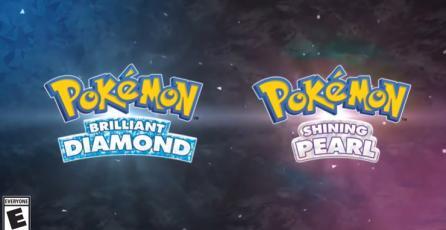 Pokemon Brilliant Diamond & Shining Pearl - Tráiler de Noticias