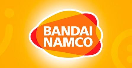 ¡Sorpresa! Bandai Namco presenta su nuevo logotipo