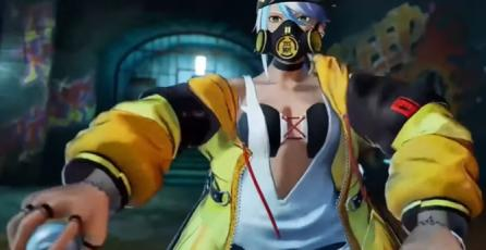 "The King of Fighters XV - Tráiler de Personaje ""Isla"""