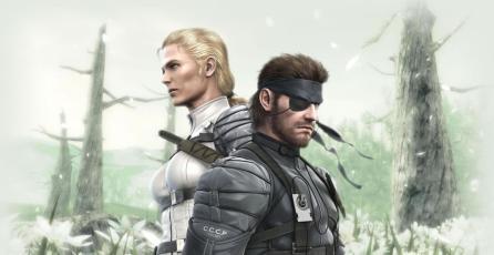 RUMOR: Konami prepara un remake y remasters de <em>Metal Gear Solid</em>