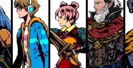 Square Enix revela <em>DUNGEON ENCOUNTERS</em>, nueva IP de veteranos de <em>Final Fantasy</em>