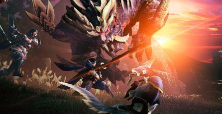 Capcom te pregunta si quieres cross-play en <em>Monster Hunter Rise</em>