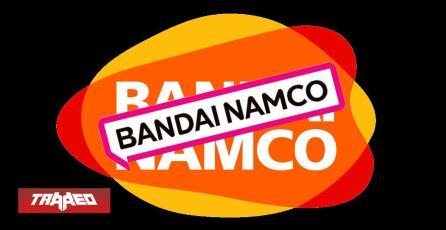 Bandai Namco anuncia un nuevo logo y los fans ya han comenzado a burlarse de su aspecto