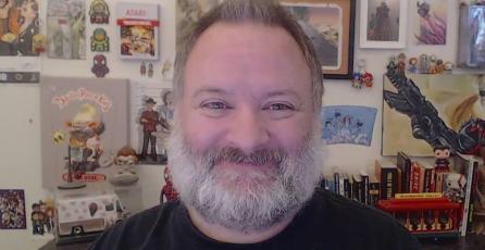 El creador de <em>Twisted Metal</em> se molestó porque no le llamaron para participar en el nuevo juego