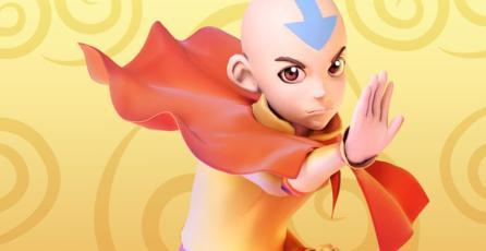 <em>Nickelodeon All-Star Brawl</em> tendrá a los avatares Aang y Korra como peleadores