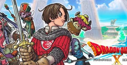 La versión offline de<em> Dragon Quest X</em> ya tiene fecha de estreno, pero no te emocione