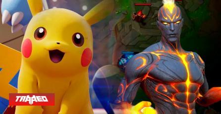 Pokémon UNITE en solo una semana triplica las descargas de League of Legends Wild Rift en móviles alcanzando 30 millones