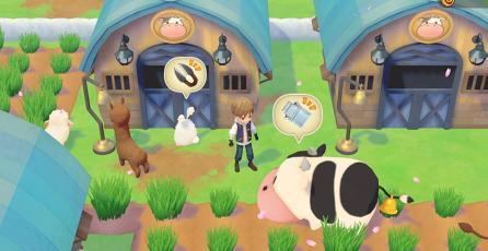 <em>Story of Seasons: Pioneers of Olive Town</em> llega al millón de juegos vendidos
