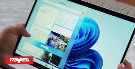 ESTÁ AQUÍ: Windows 11 ya está disponible y puedes actualizar desde W10 gratis