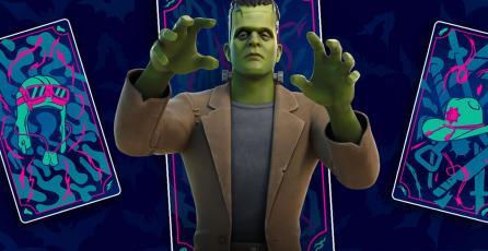 <em>Fortnite</em> celebra Halloween con un skin de Frankenstein y más contenido