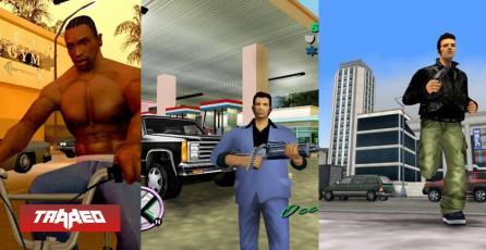 Se confirma Trilogía remasterizada de GTA, usará Unreal Engine según actualización del Launcher de Rockstar