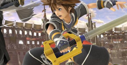 Creador de <em>Kingdom Hearts</em> supervisó inclusión de Sora en <em>Super Smash Bros.</em>