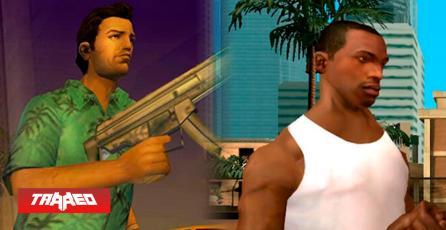 4chan filtra imágenes de GTA Trilogy en Unreal Engine y sus gráficos son sorprendentes