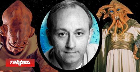 Fallece Gerald Home, el actor de Tessek y Oficial Mon Calamari en Star Wars