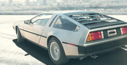 <em>Forza Horizon 5 </em>incluirá el legendario auto DeLorean de <em>Volver al Futuro</em> y así se ve