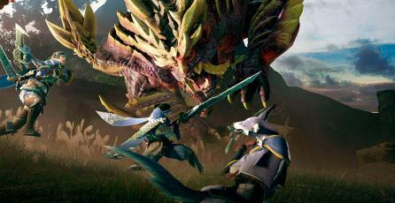 <em>Monster Hunter Rise</em> ya vendió más de 7.5 millones de copias