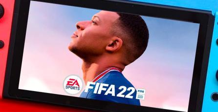 <em>FIFA 22 Legacy Edition</em> es lo más vendido en Japón para el Switch
