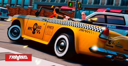 'Taxi Chaos' llegará a Steam el próximo 19 de Octubre: Requisitos de PC y Trailer de Gameplay