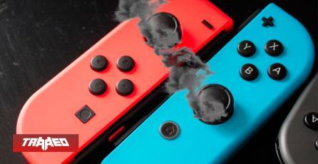 Desgaste de los Joy-Con de la Switch es inevitable según la propia Nintendo y los comparan con neumáticos de automóvil