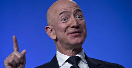 ¿Otro ataque? Cara de Jeff Bezos invade Twitch y nadie sabe por qué