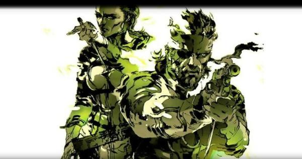 Empleado de Virtuos cube que trabaja en un remake tras rumores del regreso de Metal Gear Solid 3 thumbnail
