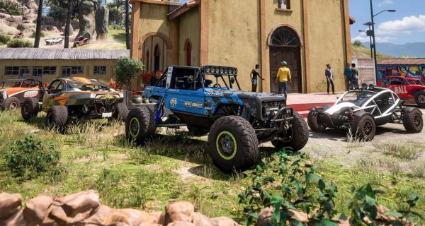 <em>Forza Horizon 5</em> demuestra que es mucho más que autos