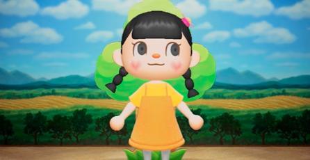 Recrean el primer episodio de <em>Squid Game</em> en <em>Animal Crossing: New Horizons</em>