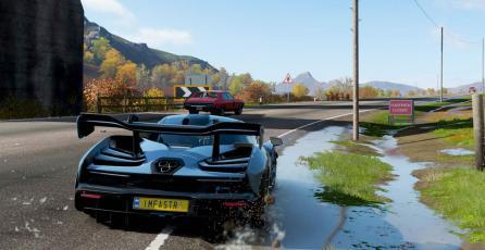 Playground: <em>Forza Horizon 5</em> se verá increíble en Xbox One